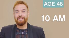 70 Men Ages 5 to 75: What's Your Bedtime?