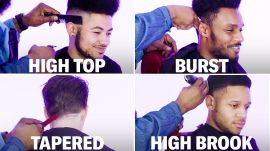How to Cut 12 Types of Fade Haircuts