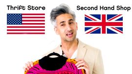Tan France Breaks Down American vs. British Fashion Terms