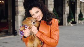 "Fran Drescher's ""Life in Looks"" Includes The Nanny and Tons of Rare '90s Moschino"