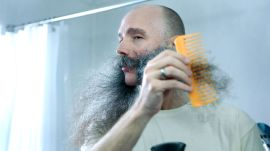 How to Groom a World-Champion Beard In A Pandemic