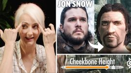 Recreating 4 Game of Thrones Characters in Skyrim