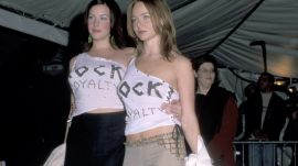 Liv Tyler and Stella McCartney Reminisce About The Time They Wore Hanes to the Met Gala