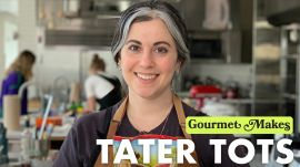 Pastry Chef Attempts to Make Gourmet Tater Tots