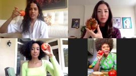 Making Tomato Sandwiches—Because That's Our Business!—With TikTok Star Tabitha Brown on A Zoom of One's Own