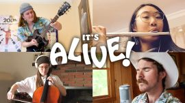 The It's Alive Theme Song Played By Our Fans (100 Versions)