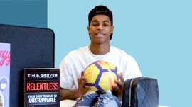 10 Things Marcus Rashford Can't Live Without