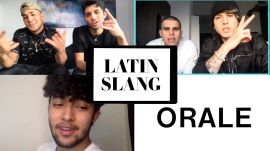 CNCO Teach You Latin Slang