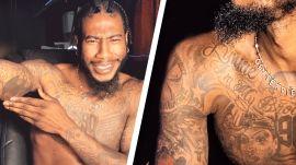Iman Shumpert Breaks Down His Tattoos