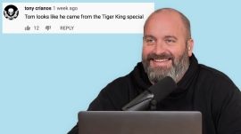 Tom Segura Goes Undercover on Reddit, YouTube and Twitter