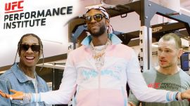 2 Chainz and Tyga Check Out the UFC's Most Expensivest Gym