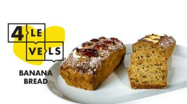 4 Levels of Banana Bread: Amateur to Food Scientist