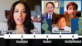 3 Researchers Break Down COVID-19 Vaccines They're Developing