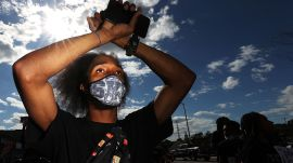 Protests of George Floyd's Killing Transform Into a Global Movement