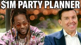 2 Chainz Checks Out the Most Expensivest Party Planner