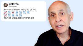 Psychiatrist Daniel Amen Answers Brain Questions From Twitter