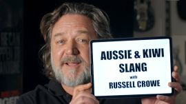 Russell Crowe Teaches You Australian & New Zealand Slang
