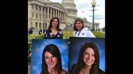 Meningitis B: Real Stories, Kimberly and Emily