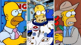 Every Job Homer Simpson's Ever Had