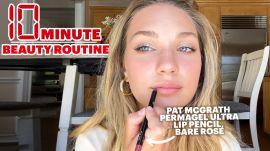 Maddie Ziegler's 10 Minute Makeup Routine