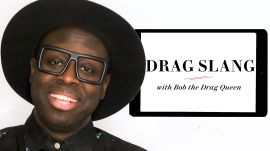 Bob the Drag Queen Teaches You Drag Slang