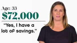 Women of Different Salaries: Do You Have a Safety Net?