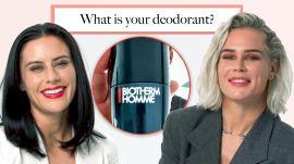 Ali Krieger & Ashlyn Harris Quiz Each Other On Their Beauty Routines