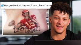 Patrick Mahomes Goes Undercover on YouTube, Twitter and Instagram