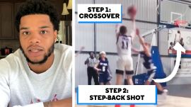 NBA Star Miles Bridges Reviews Amateur Basketball Players' Tapes