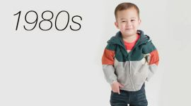 100 Years of Baby Fashion