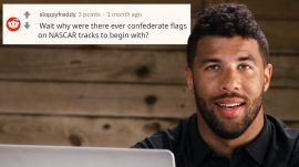 Bubba Wallace Goes Undercover on Reddit, YouTube and Twitter