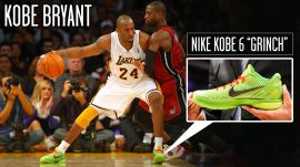 Sneaker Expert Breaks Down the NBA's 9 Greatest Sneakers Ever