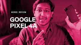 Review: Google Pixel 4A