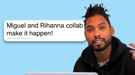 Miguel Goes Undercover on YouTube, Twitter and Wikipedia