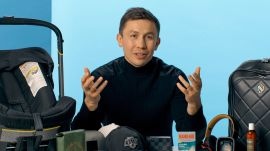 "10 Things Gennadiy ""GGG"" Golovkin Can't Live Without"