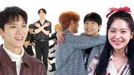 Monsta X, NCT 127, Red Velvet, and More K-Pop Stars Take a Friendship Test
