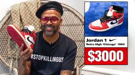 Mike Epps Shows Off His Sneaker Collection, From Most Expensive to Rarest