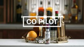The Co-Pilot, a Cocktail Worth Celebrating