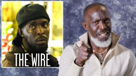 Michael K. Williams Breaks Down His Most Iconic Characters