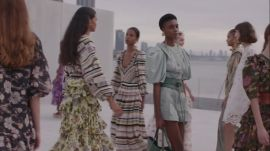Watch the Ulla Johnson Spring 2021 Ready-to-Wear Video