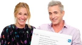 Julia Roberts & Dermot Mulroney Answer the Web's Most Searched Questions
