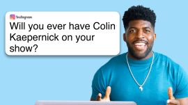 Emmanuel Acho Goes Undercover on YouTube, Twitter and Instagram