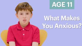 70 Men Ages 5-75: What Causes Your Anxiety?