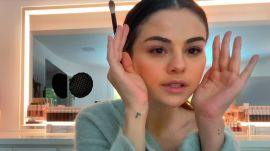 Selena Gomez's Glowing Makeup Routine in 10 Minutes