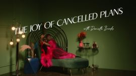 The Joy of Cancelled Plans with Danielle Brooks