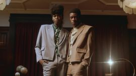Watch the Bianca Saunders Spring 2021 Mens Video