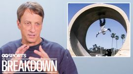 Tony Hawk Breaks Down Skateboarding Injuries