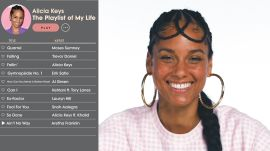 Alicia Keys Creates the Playlist of Her Life