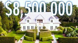 Inside An $8.5M Hamptons Garden Compound