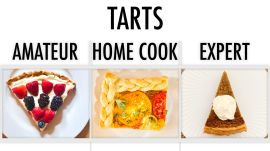4 Levels of Tarts: Amateur to Food Scientist